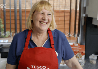 Tesco – Surprise Delivery